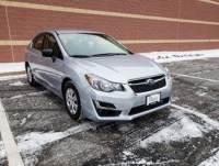 2016 Subaru Impreza 6 Month 6,000 Mile Warranty
