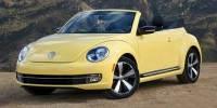 Pre-Owned 2014 Volkswagen Beetle Convertible 2dr Auto 2.5L w/Tech PZEV *Ltd Avail*