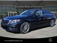 Certified Pre-Owned 2016 Mercedes-Benz S 550 Sport Rear Wheel Drive Cars