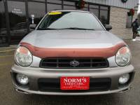 Used 2002 Subaru Impreza Outback Sport For Sale at Norm's Used Cars Inc. | VIN: JF1GG68532H806826