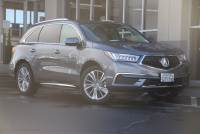 Certified Pre-Owned 2018 Acura MDX 3.5L w/Technology Package SUV For Sale in Fairfield, CA