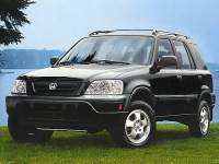 Pre-Owned 1998 Honda CR-V LX SUV in Jacksonville FL