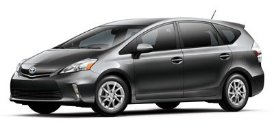 Photo Used 2012 Toyota Prius v Five For Sale in Danbury CT