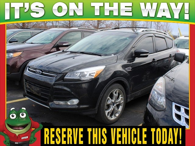 Photo Used 2015 Ford Escape Titanium - Panoramic Roof - SONY Audio For Sale Near St. Louis