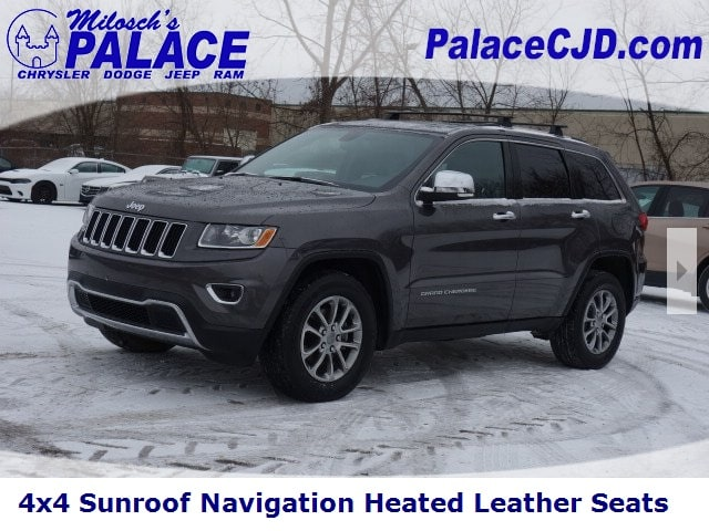 Photo 2014 Jeep Grand Cherokee Limited 4x4 SUV