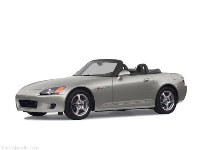 Photo Used 2003 Honda S2000 Base for sale in Fremont, CA
