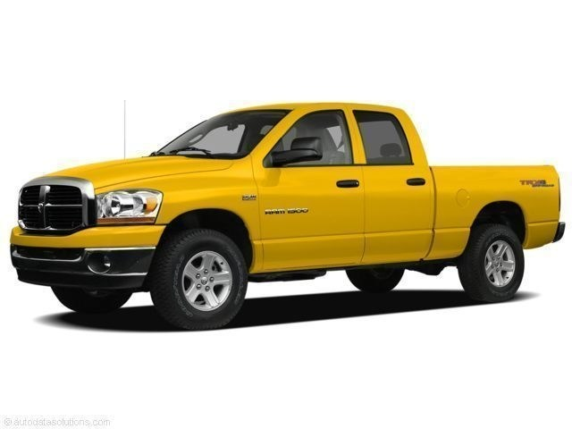 Photo 2008 Dodge Ram 1500 SLT Truck Quad Cab