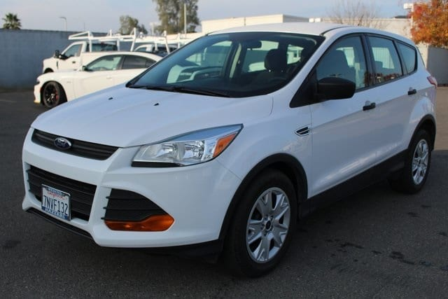 Photo Used 2016 Ford Escape S SUV in Merced, CA