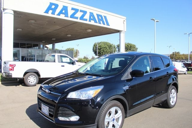 Photo Used 2016 Ford Escape SE SUV in Merced, CA