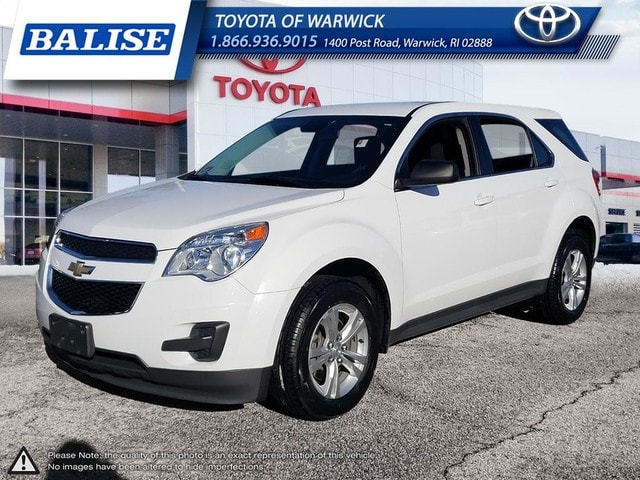 Photo Used 2014 Chevrolet Equinox LS for sale in Warwick, RI