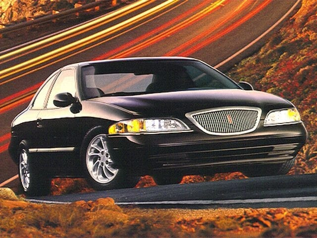 Photo 1998 Lincoln Mark VIII LSC Coupe