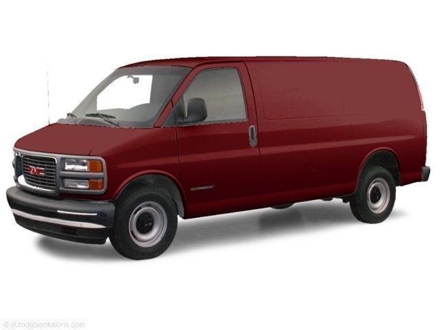 Photo Used 2000 GMC Savana Cargo Van RV Conversion For Sale Streamwood, IL
