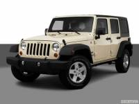 2012 Jeep Wrangler Unlimited Sport SUV 4WD