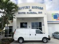 2008 Chevrolet Express Cargo Van 1500 Cargo Van 4.3L V6 1 Owner Clean CarFax