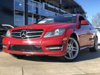 Certified Pre-Owned 2015 Mercedes-Benz C 350 2D Coupe Rear Wheel Drive