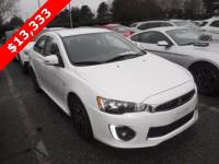 Home of the $500 Price Beat Guarantee: 2017 Mitsubishi Lancer ES Sedan