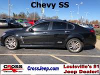 PRE-OWNED 2015 CHEVROLET SS BASE RWD 4D SEDAN