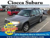 Used 2006 Subaru Forester 2.5 X For Sale in Allentown, PA