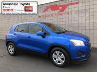Pre-Owned 2015 Chevrolet Trax LS SUV Front-wheel Drive in Avondale, AZ