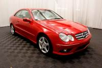 2009 Mercedes-Benz CLK-Class Base Coupe in Bedford