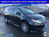 2012 Honda Odyssey EX-L Van For Sale in Madison, WI