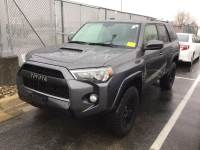 Certified Pre-Owned 2016 Toyota 4Runner TRD Pro 4WD V6 TRD Pro 4x4 in Hiawatha, IA
