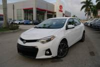 Pre-Owned 2014 Toyota Corolla S Plus FWD 4dr Car