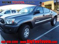 Certified Pre Owned 2015 Toyota Tacoma V6 4x4 V6 Double Cab 5.0 ft SB 5A for Sale in Chandler and Phoenix Metro Area