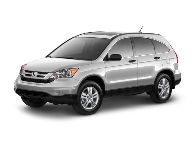 Photo Used 2011 Honda CR-V EX SUV For Sale Leesburg, FL
