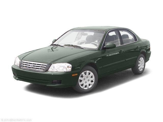 Photo Used 2002 Kia Optima Car For Sale Leesburg, FL