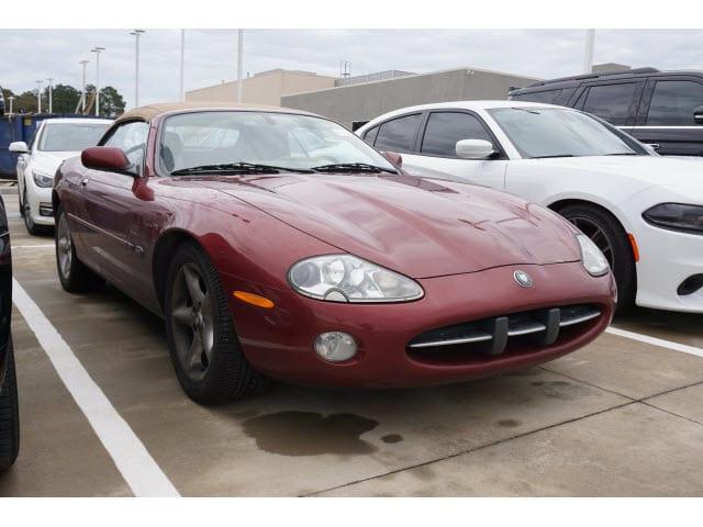 Photo 2001 Jaguar XK8 XK8