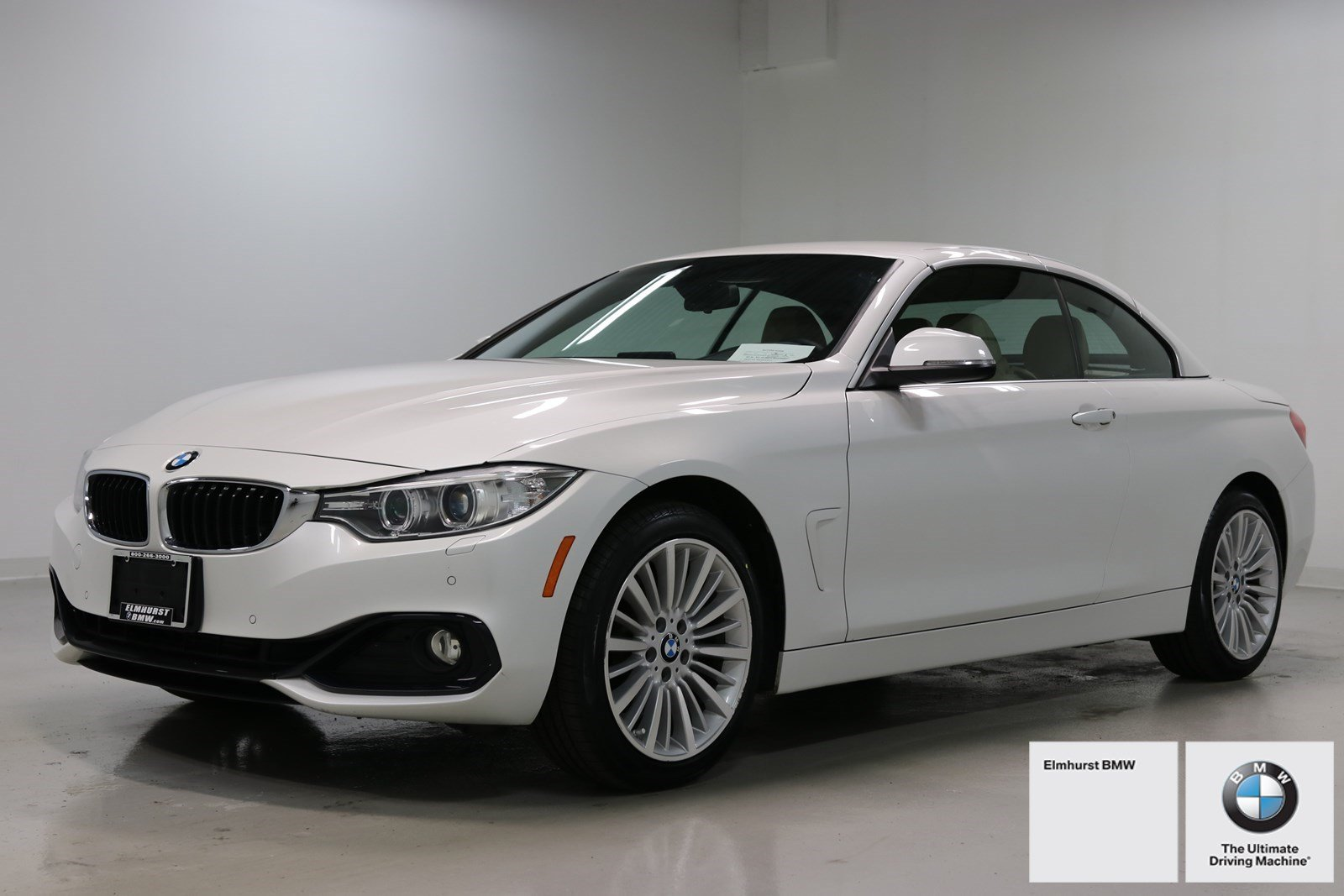 Photo Certified Pre-Owned 2016 BMW 4 Series 428i xDrive Convertible With Navigation  AWD