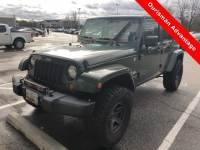 Used 2007 Jeep Wrangler Unlimited Sahara SUV in Bowie, MD