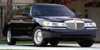 2000 Lincoln Town Car Cartier for sale in Ocala