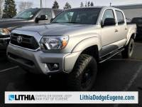 Used 2015 Toyota Tacoma Truck Double Cab in Eugene