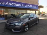 2015 Honda Civic LX 5 YEAR/60,000 MILE POWERTRAIN WARRANTY