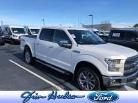 Used 2015 Ford F-150 4WD SuperCrew 145 Lariat Pickup