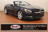 2013 Mercedes-Benz SL-Class SL 550 2dr Roadster in Fort Myers