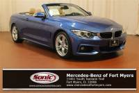 2015 BMW 428i 428i 2dr Conv RWD in Fort Myers