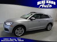 2018 Audi Q5 2.0T SUV in Duncansville | Serving Altoona, Ebensburg, Huntingdon, and Hollidaysburg PA