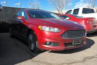 Pre-Owned 2013 Ford Fusion Titanium FWD 4dr Car