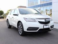 Certified Pre-Owned 2016 Acura MDX 3.5L SH-AWD w/Technology Pkg for Sale in Cerritos, CA near Norwalk, CA