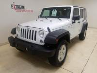 2016 Jeep Wrangler JK Unlimited Sport 4x4 SUV 4x4 For Sale | Jackson, MI