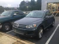 2014 Volkswagen Touareg Exec