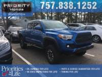 Used 2017 Toyota Tacoma TRD Off Road V6 Truck Double Cab in Hampton, VA