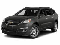 2015 Chevrolet Traverse LS SUV All-wheel Drive