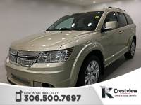 Pre-Owned 2011 Dodge Journey SXT V6   Heated Seats  Sunroof   Remote Start FWD Station Wagon