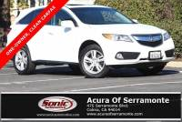 Used 2013 Acura RDX RDX AWD with Technology Package For Sale in Colma CA | Stock: PDL023570 | San Francisco Bay Area