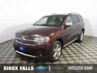 Pre-Owned 2012 Dodge Durango Citadel AWD SUV for Sale in Sioux Falls near Brookings