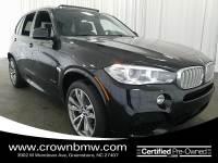 Certified 2016 BMW X5 xDrive50i in Greensboro NC
